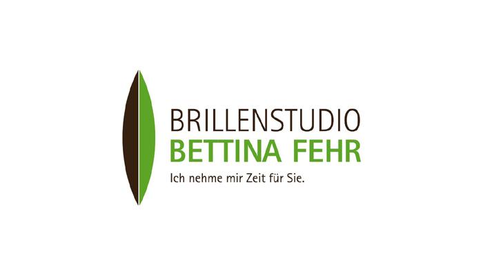 Firmenlogo Brillenstudio Optiker Wiesloch Gestaltung Grafik Design