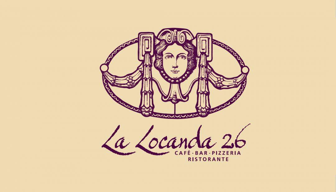 Logo Design La Locanda 26 Heidelberg